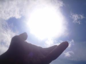 SlunceNaDlani