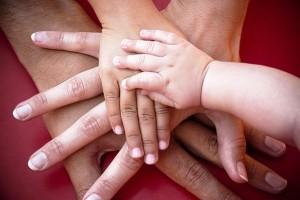 My jako součást naší rodiny